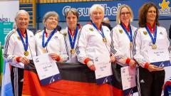 Senioren-WM: Hamburger Fechter holen 2x Gold und 1x Bronze
