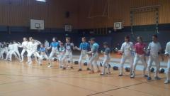 31 Hamburger Fechter absolvieren Turnierreifeprüfung