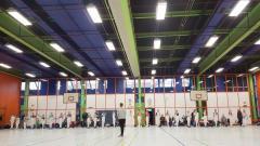 25 neue Turnierfechter in Hamburg