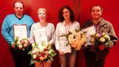 Ehrung verdienter Persönlichkeiten des HFV e.V.