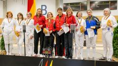Senioren-Mannschafts-DM in Duisburg 2016