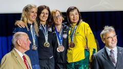Friederike Janshen wieder Weltmeisterin